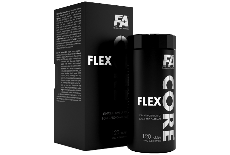 FA FLEX CORE 120tbl