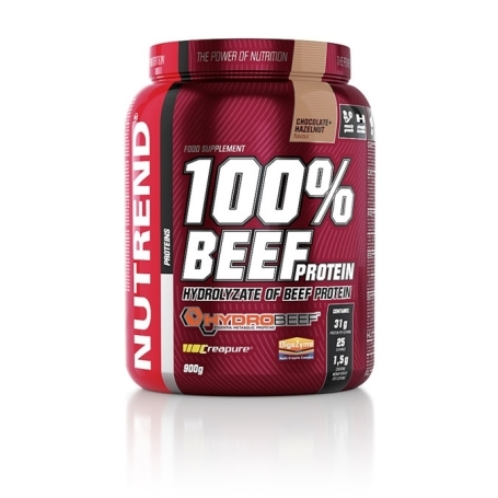 BEEF PROTEIN 900g 100 percent