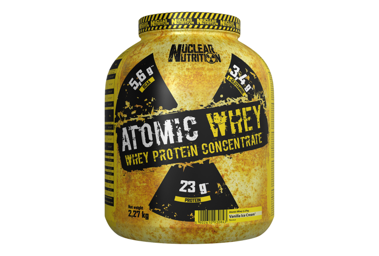 NUCLEAR ATOMIC WHEY 2270g