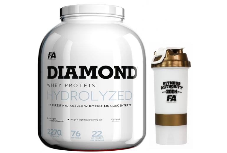 FA Diamond Hydrolysed Whey Protein 2 270 g (+FA SMART SHAKER 500ml)
