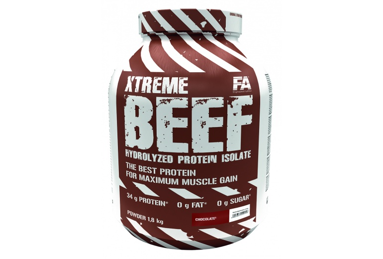 FA XTREME Beef Protein 1 800 g