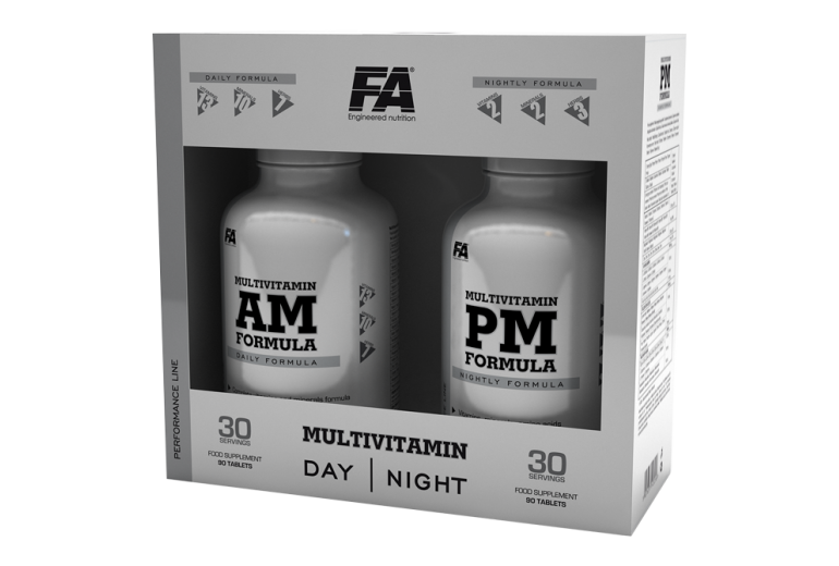 FA Multivitamin AM & PM Formula 2 x 90 tab