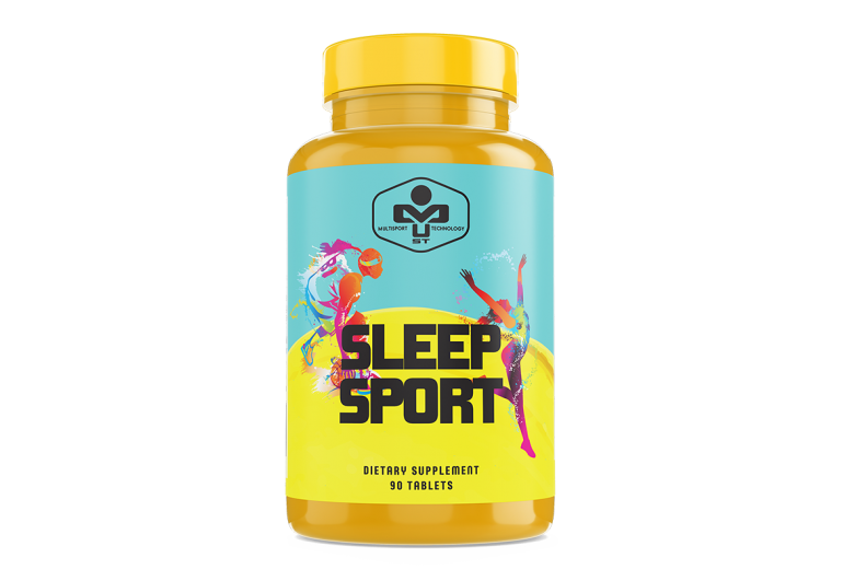 MUST SLEEP SPORT 90tbl
