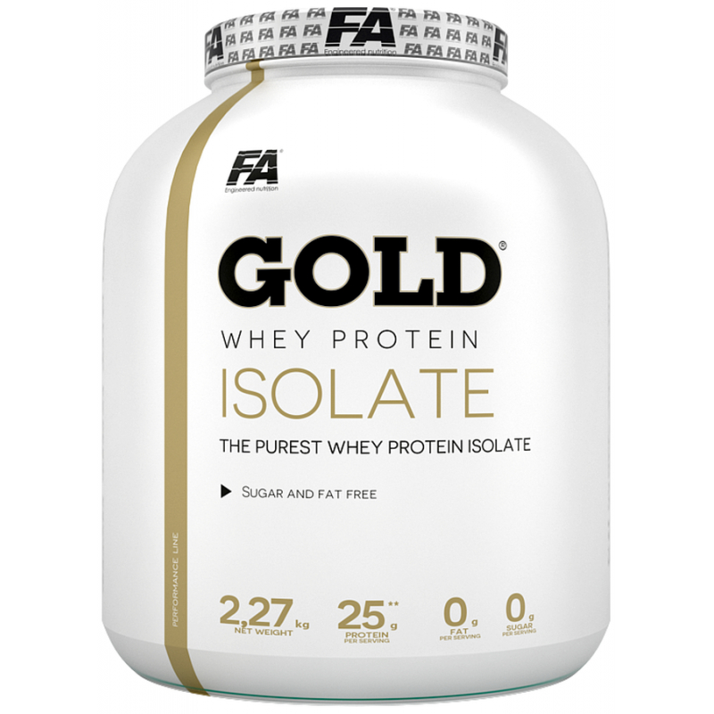 FA Gold Whey Isolate 2 270 g