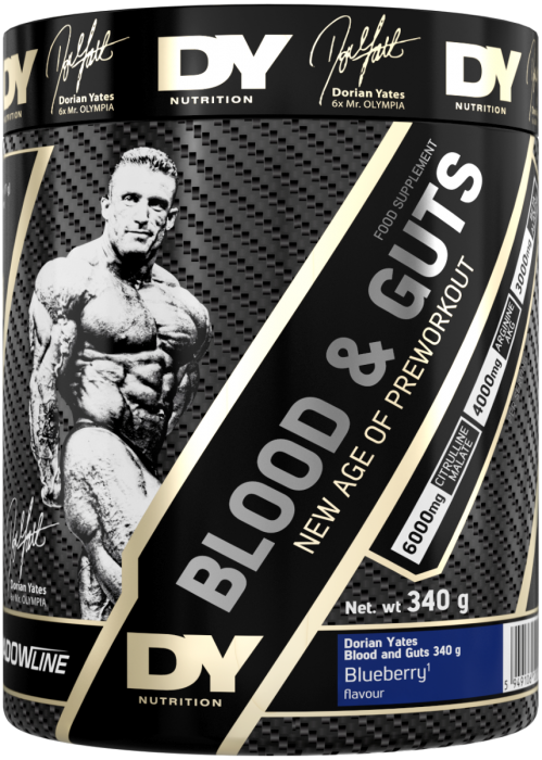 DY BLOOD and GUTS 340g