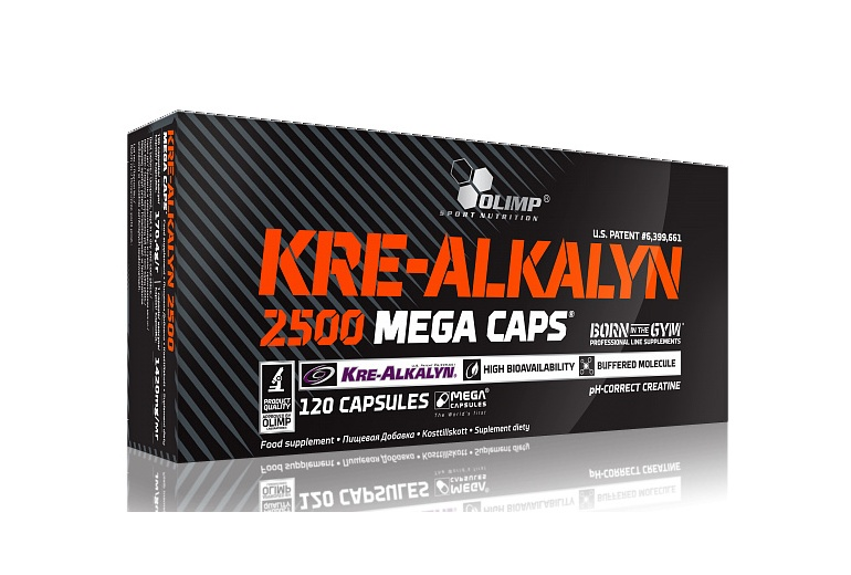 OLIMP Kre-Alkalyn 2500 - 120 cps